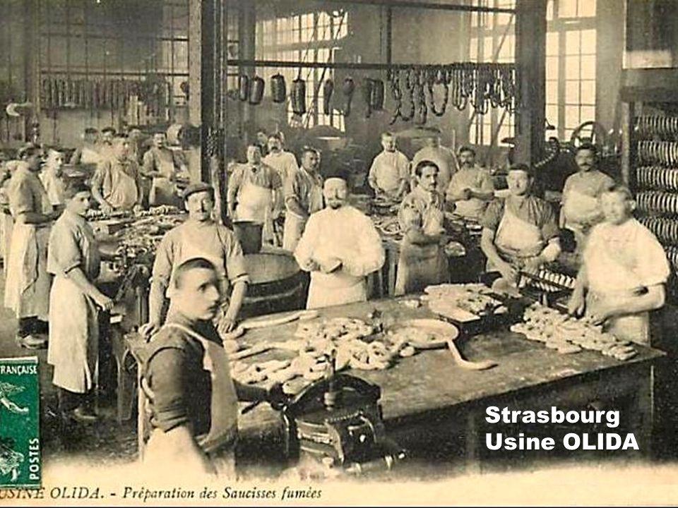 Strasbourg Usine OLIDA
