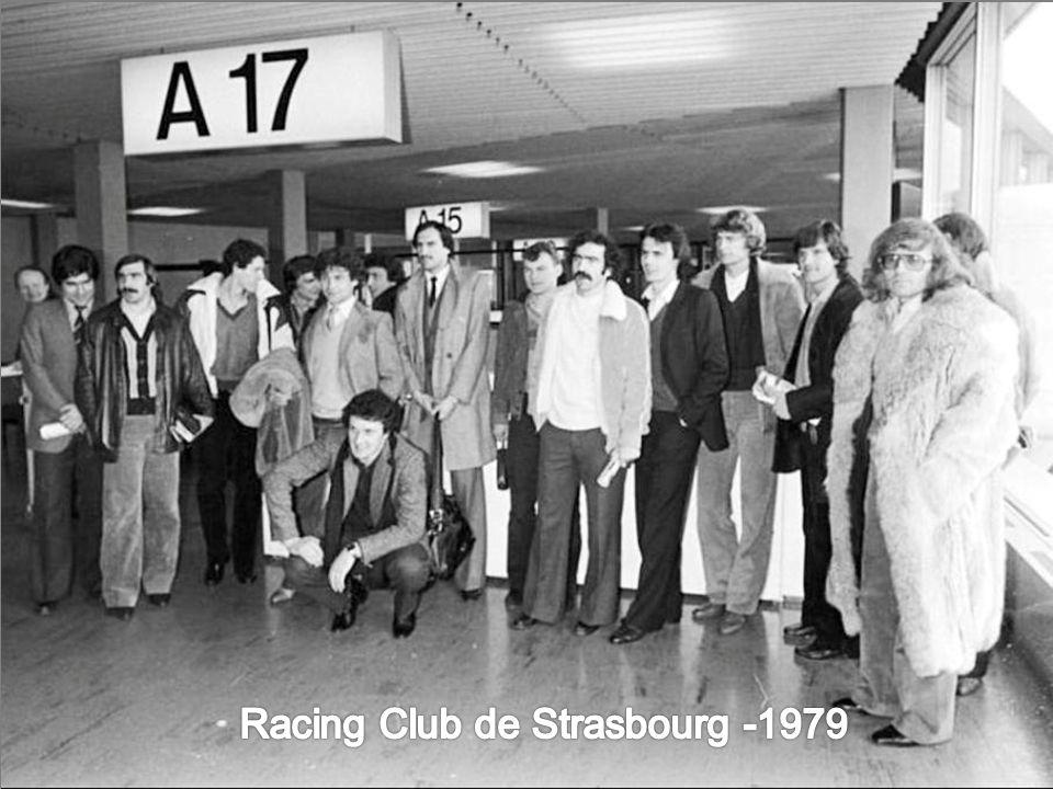Racing Club de Strasbourg -1979