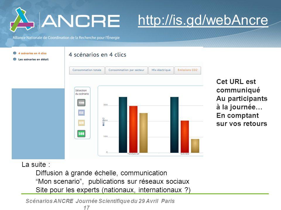 http://is.gd/webAncre Cet URL est communiqué