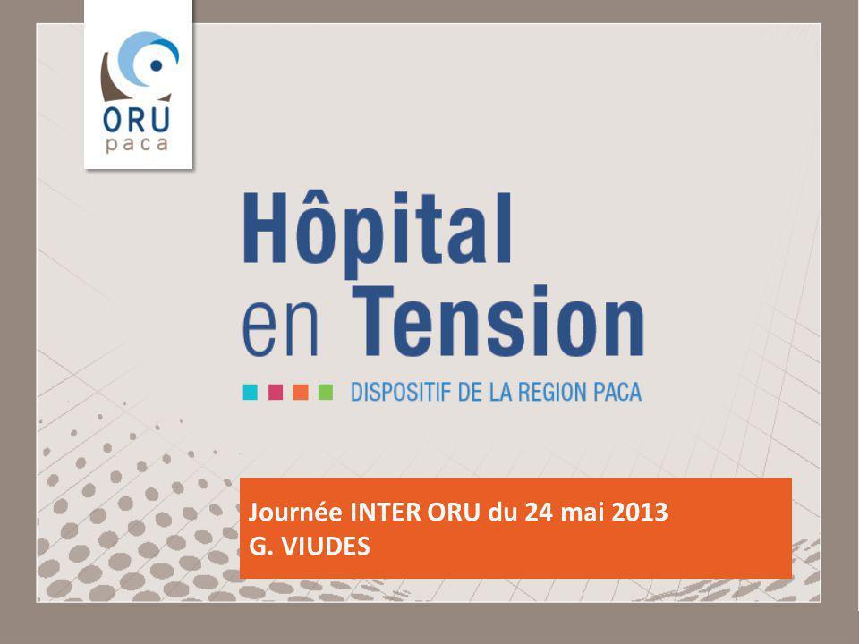 Journée INTER ORU du 24 mai 2013