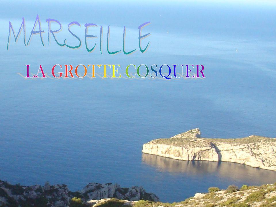 MARSEILLE LA GROTTE COSQUER