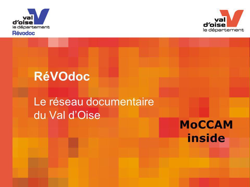 Le réseau documentaire du Val d'Oise