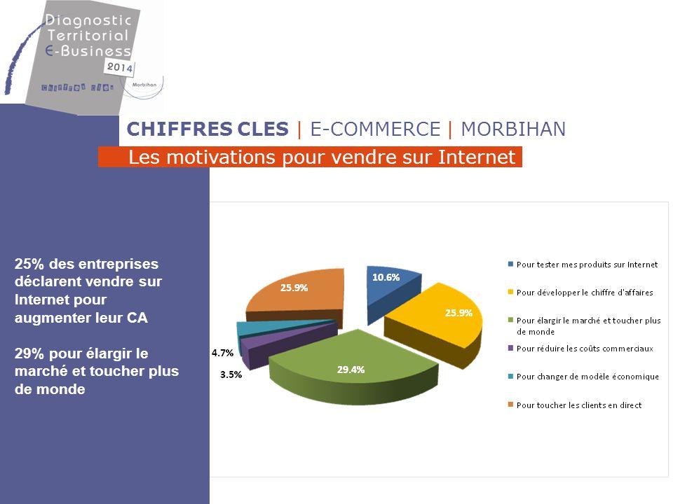CHIFFRES CLES | E-COMMERCE | MORBIHAN