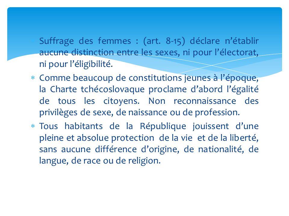 Suffrage des femmes : (art
