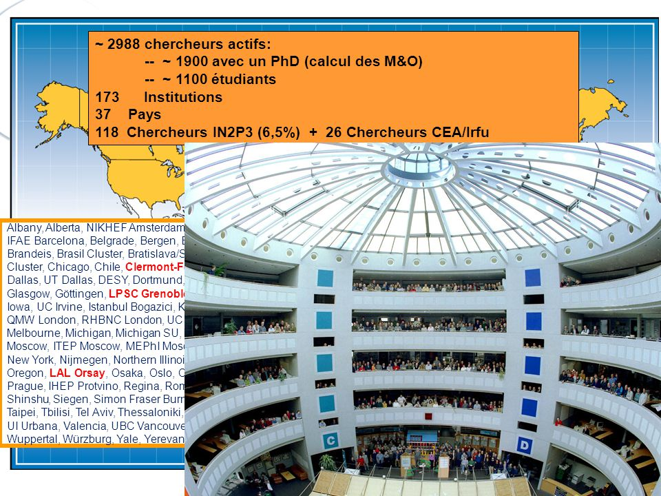 Journées EOLE - 8 novembre 2011
