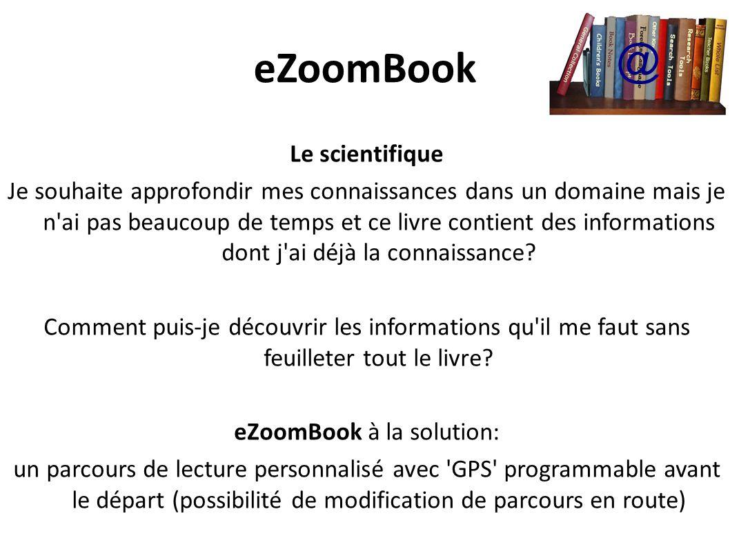 eZoomBook à la solution: