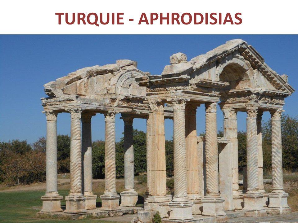 TURQUIE - APHRODISIAS