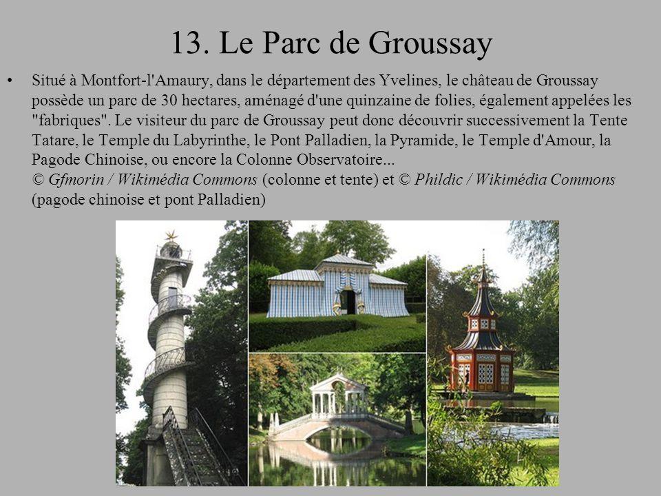 13. Le Parc de Groussay