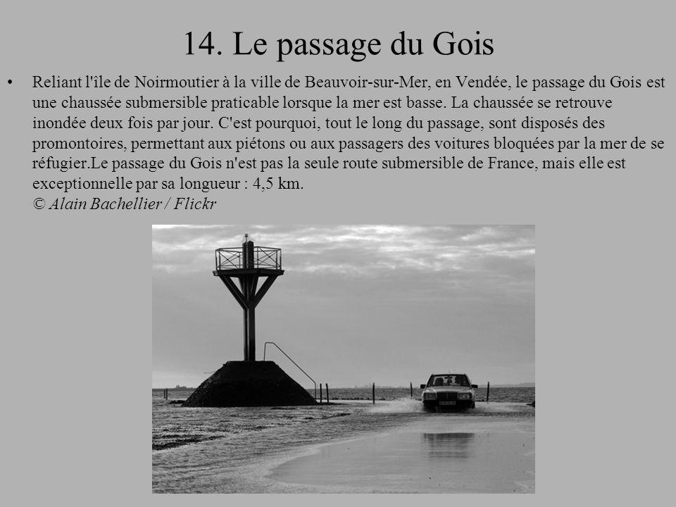 14. Le passage du Gois