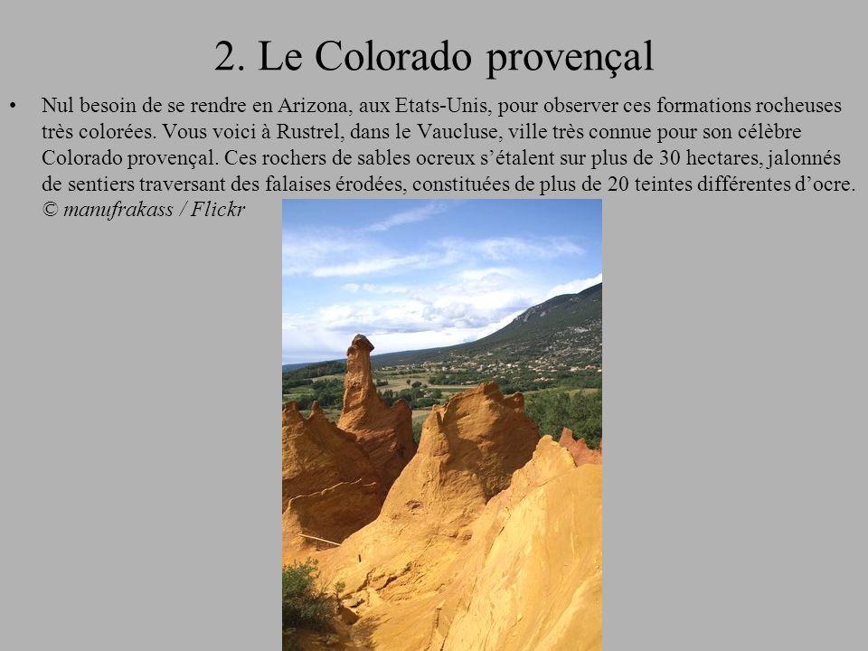 2. Le Colorado provençal