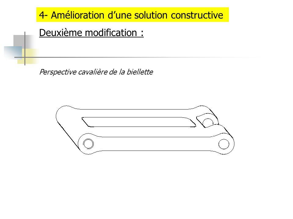 4- Amélioration d'une solution constructive