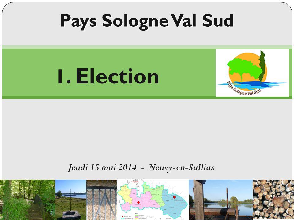 Jeudi 15 mai 2014 - Neuvy-en-Sullias
