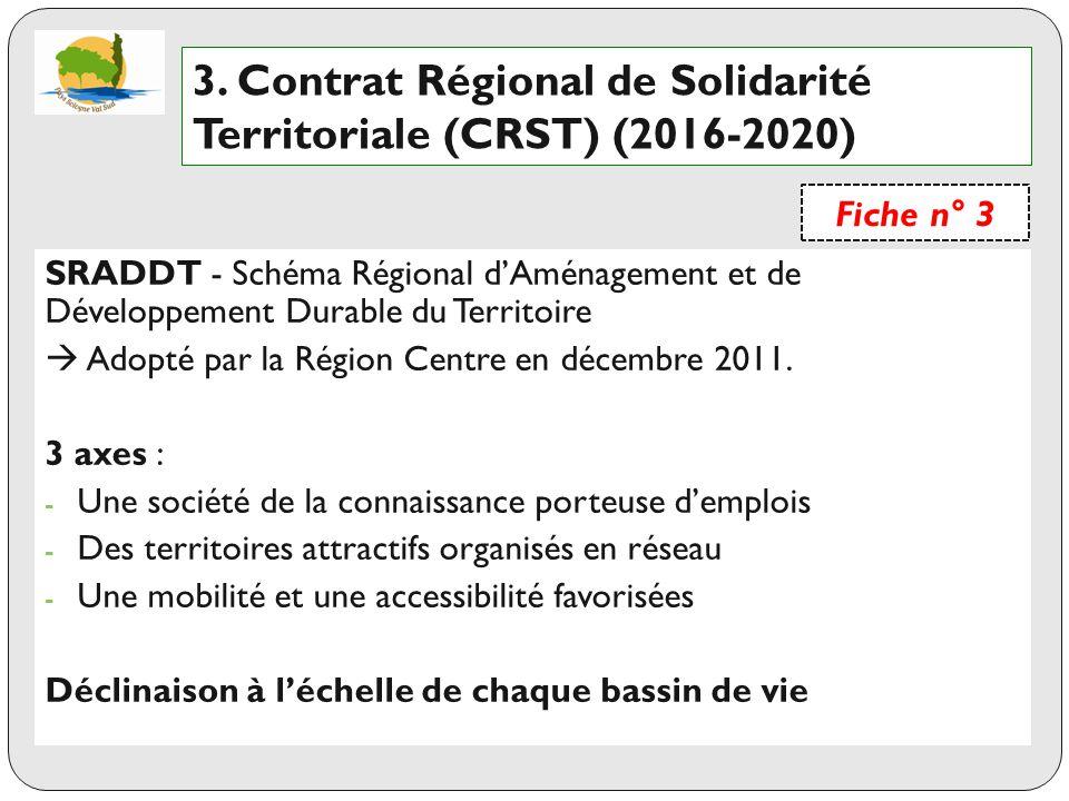 3. Contrat Régional de Solidarité Territoriale (CRST) (2016-2020)