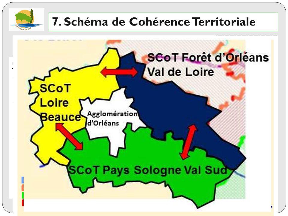 7. Schéma de Cohérence Territoriale
