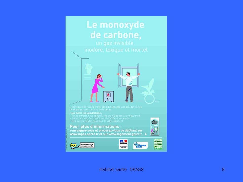 Habitat santé DRASS