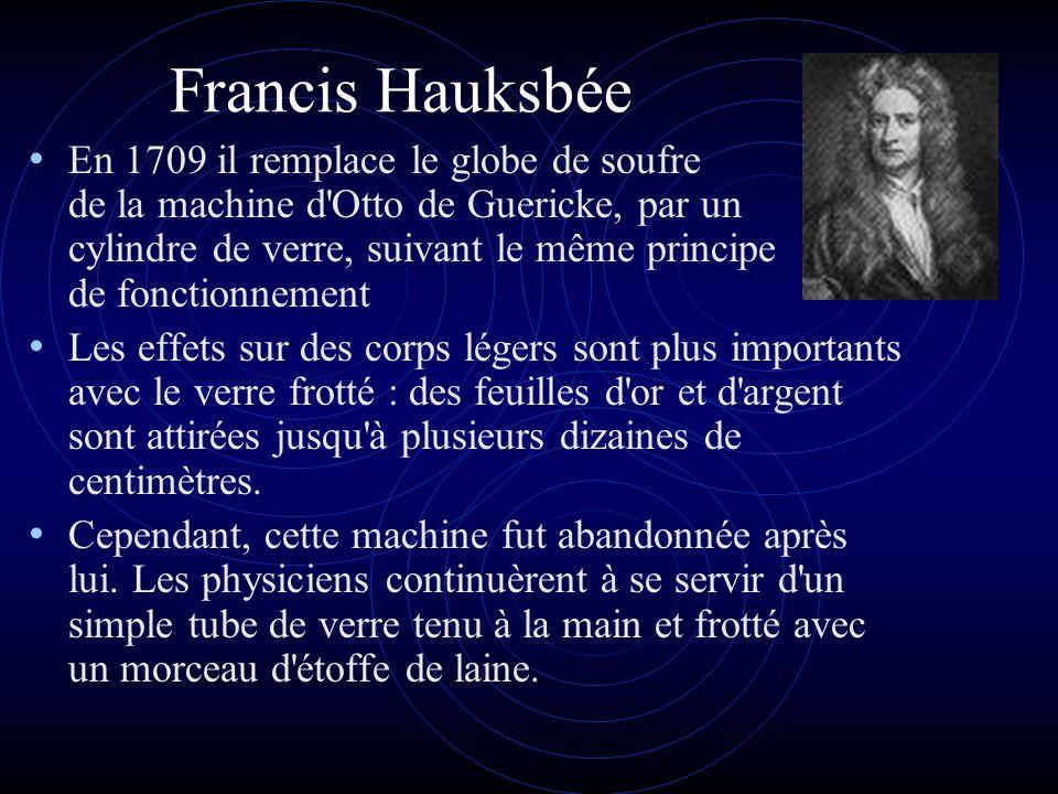 Francis Hauksbée