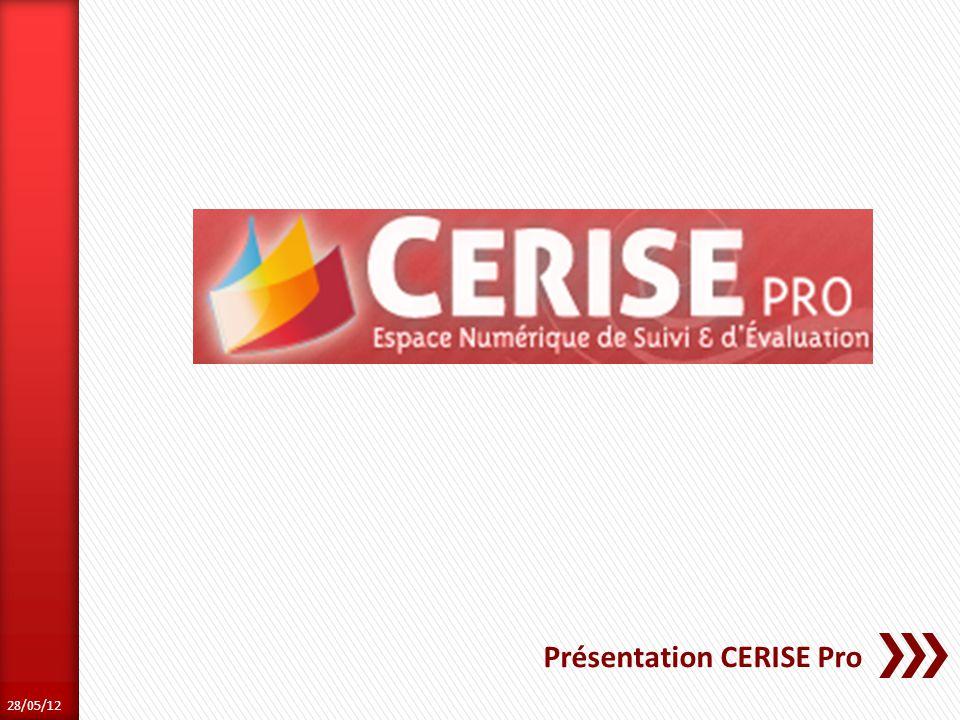 Présentation CERISE Pro
