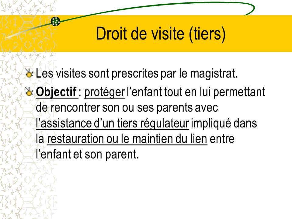 Droit de visite (tiers)
