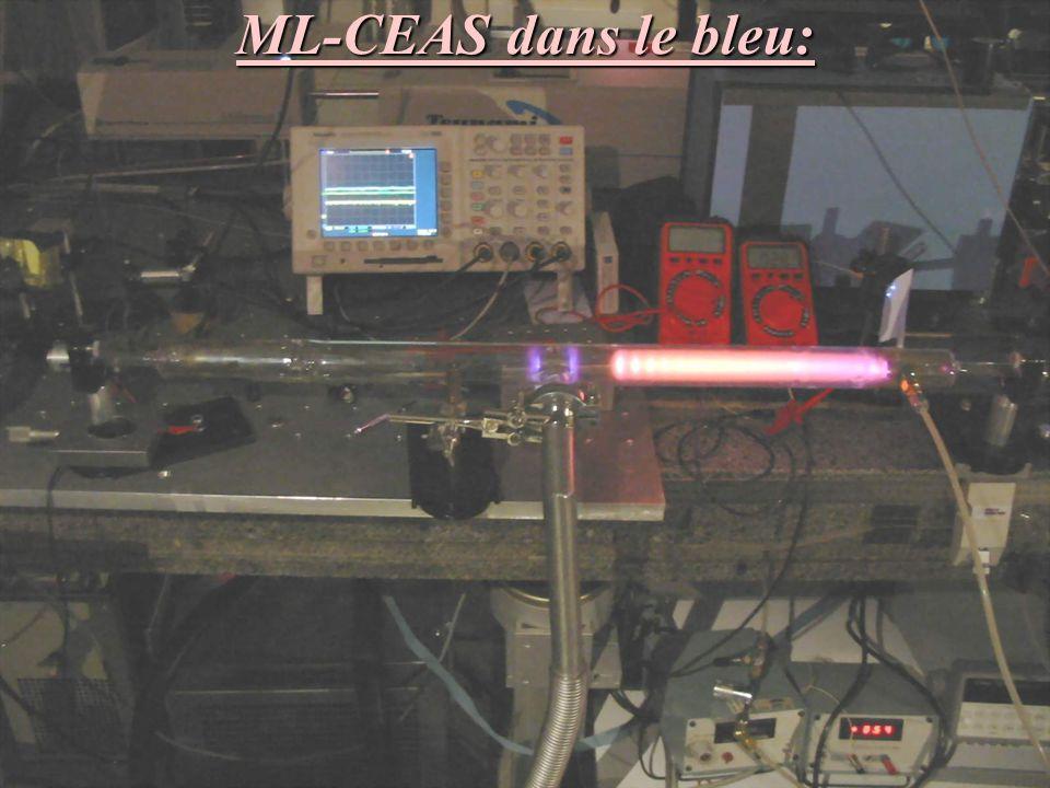 ML-CEAS dans le bleu: