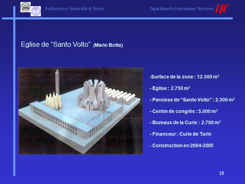 Eglise de Santo Volto (Mario Botta)