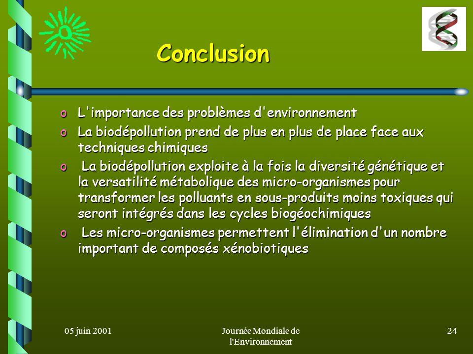 Journée Mondiale de l Environnement