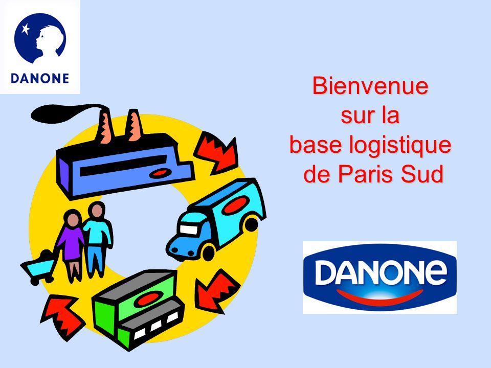 Bienvenue sur la base logistique de Paris Sud
