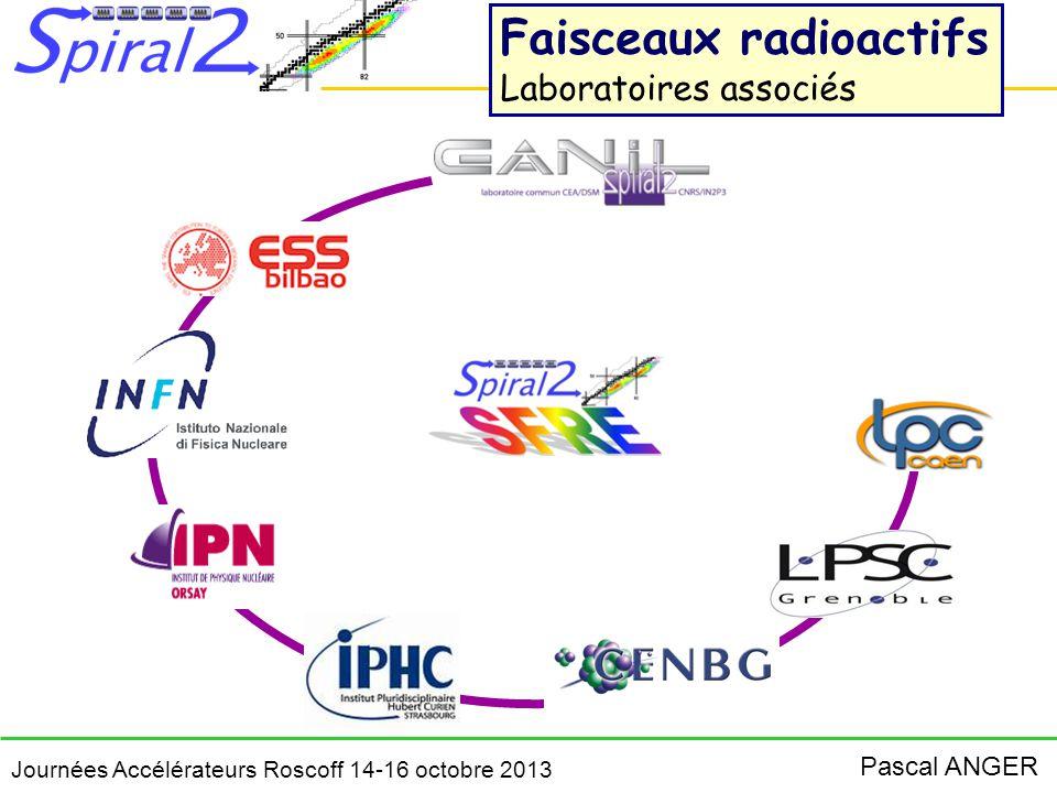 Faisceaux radioactifs