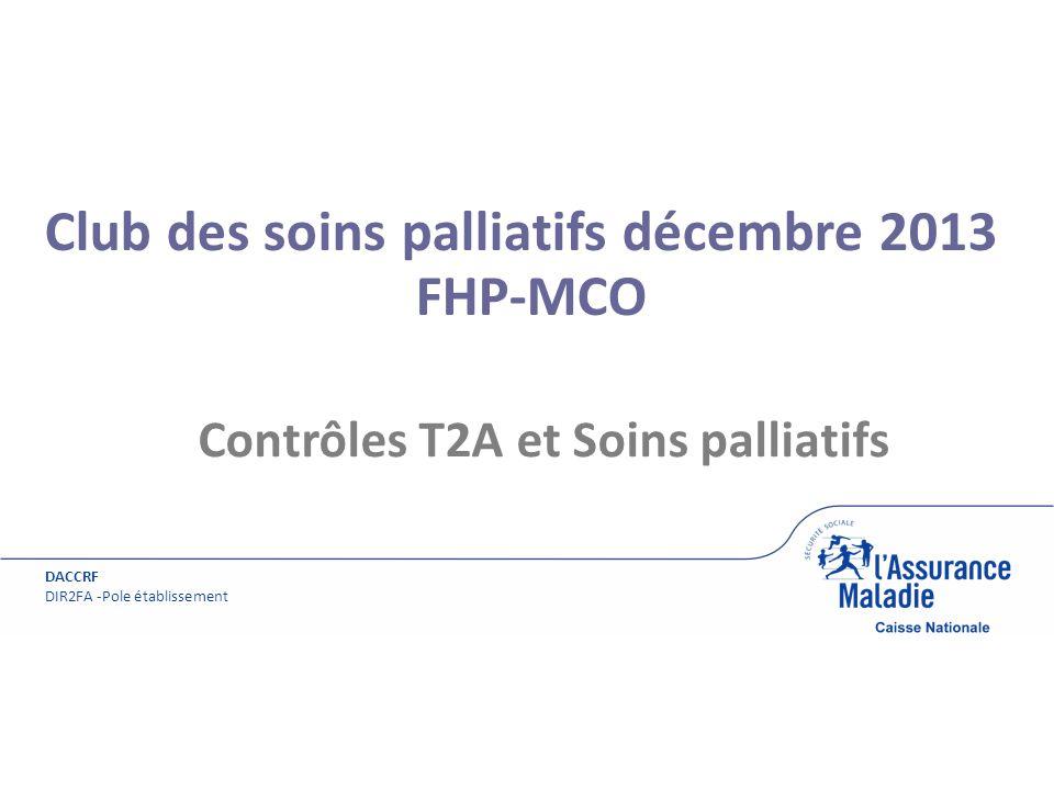 Club des soins palliatifs décembre 2013 FHP-MCO