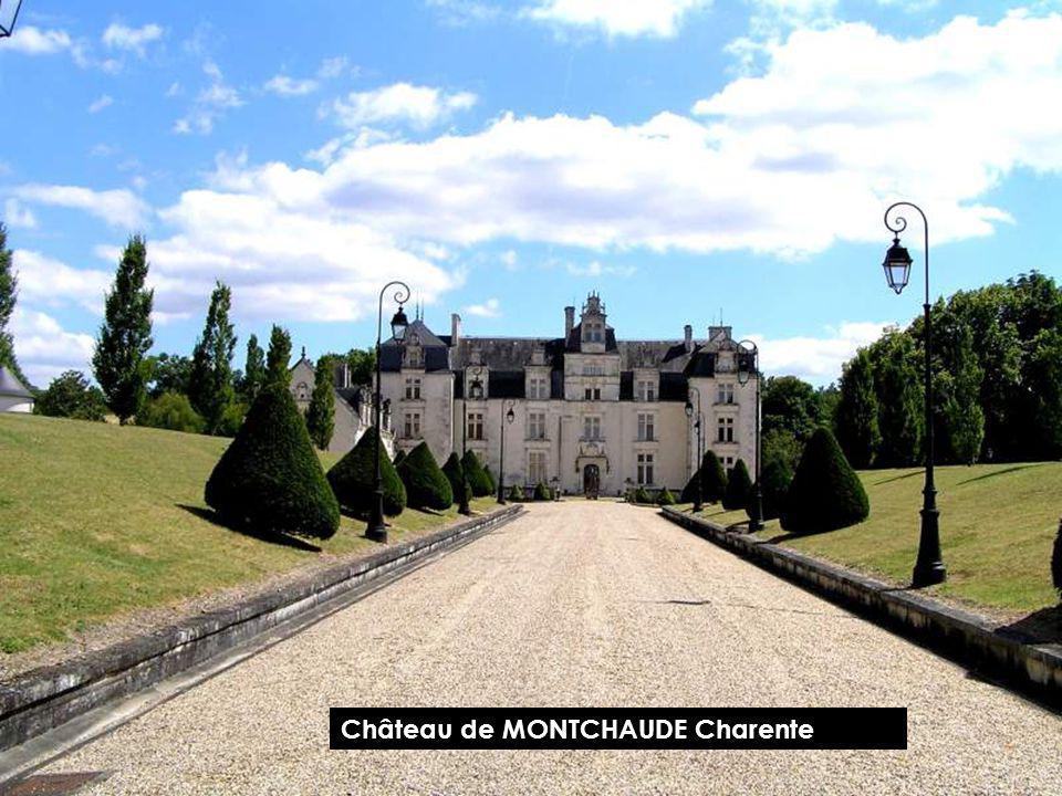 Château de MONTCHAUDE Charente