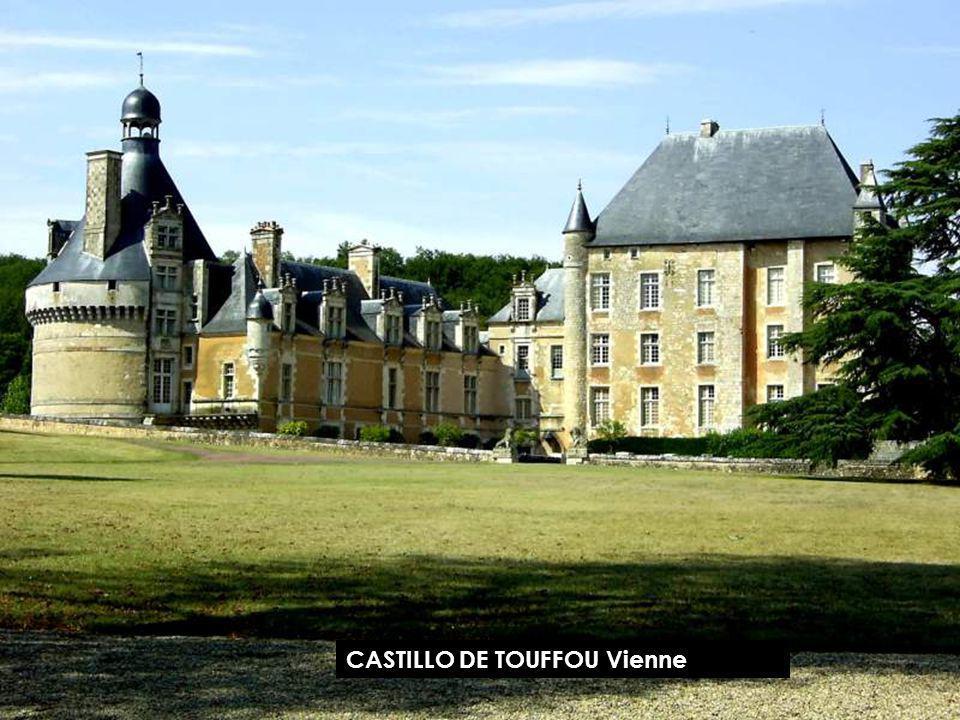 CASTILLO DE TOUFFOU Vienne
