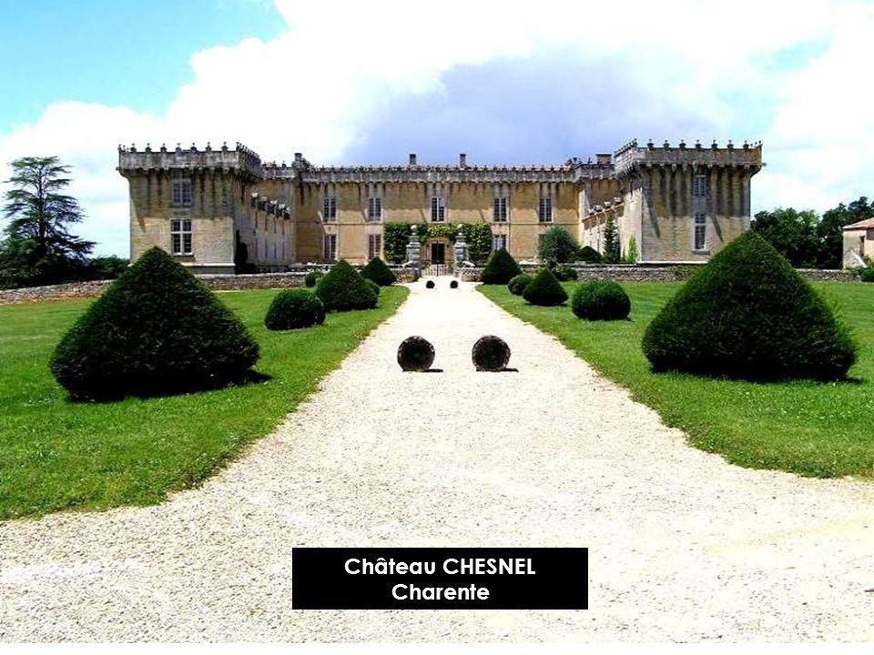 Château CHESNEL Charente