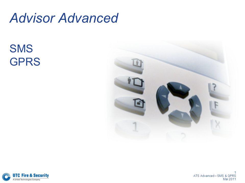 Advisor Advanced SMS GPRS