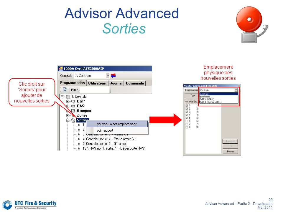 Advisor Advanced Sorties