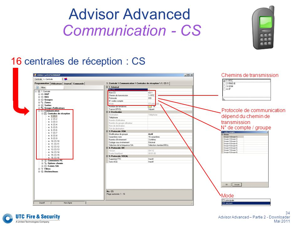Advisor Advanced Communication - CS