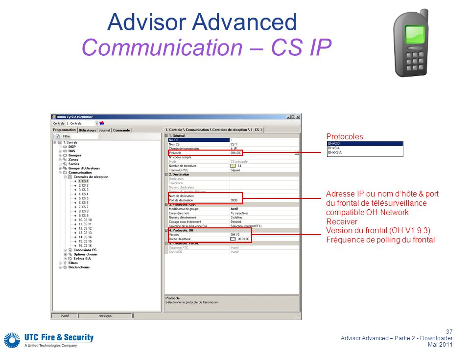 Advisor Advanced Communication – CS IP