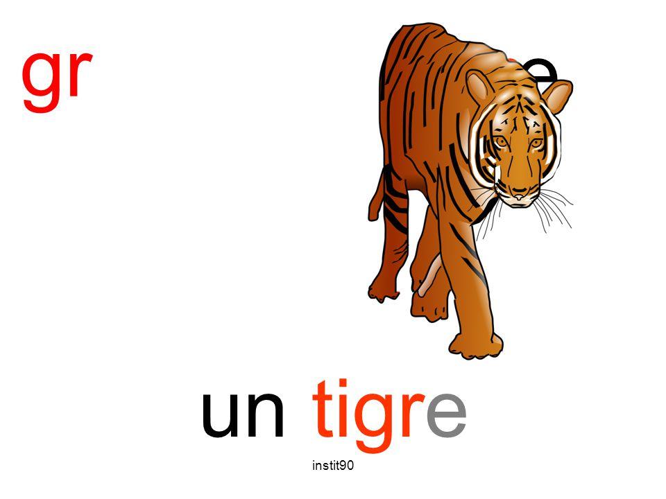 gr tigre un tigre instit90
