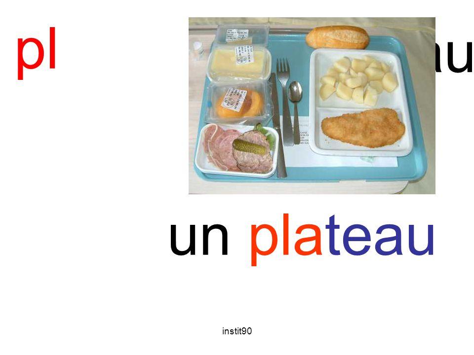 pl plateau un plateau instit90