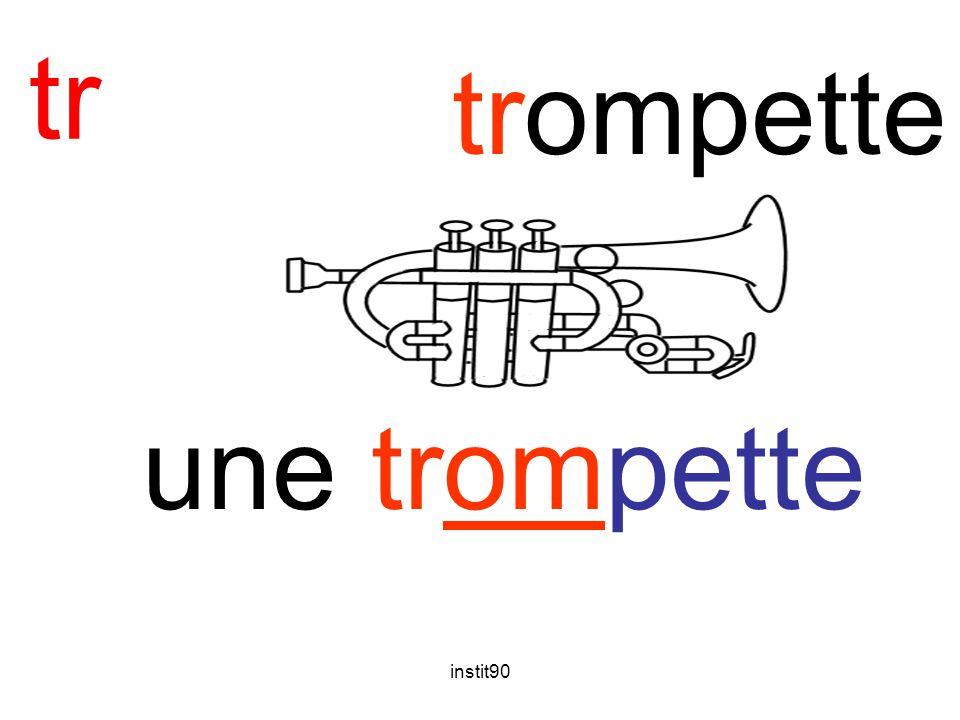 tr trompette une trompette instit90