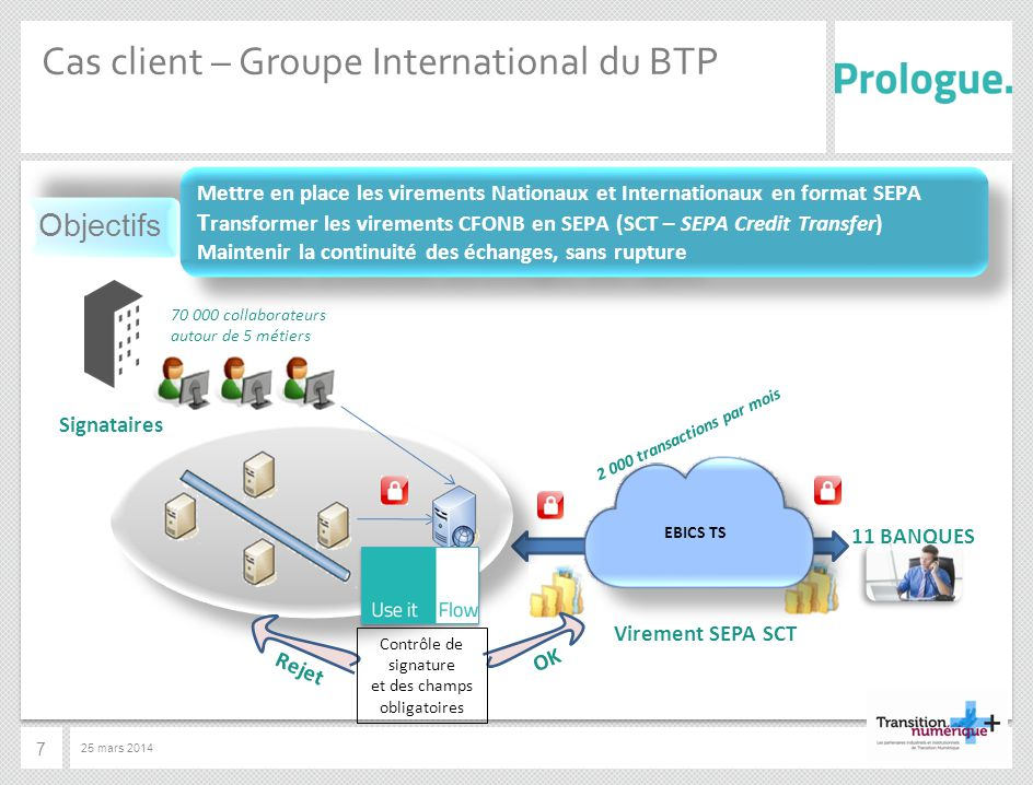 Cas client – Groupe International du BTP