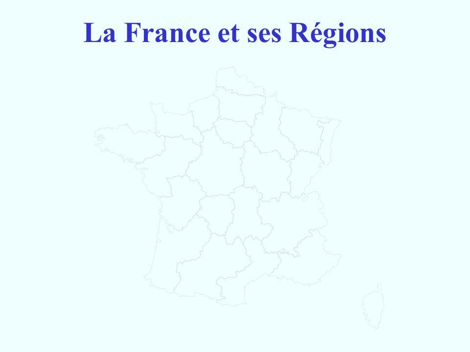 La France et ses Régions