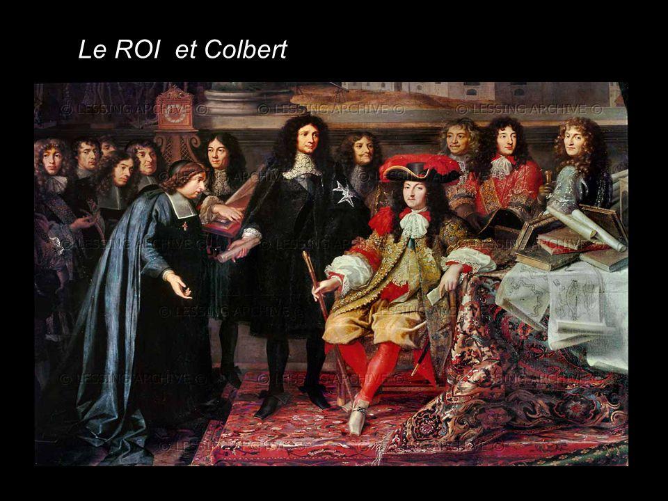 Le ROI et Colbert