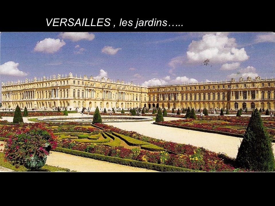 Louis xiv le roi soleil clic ppt t l charger for Architecte jardin versailles