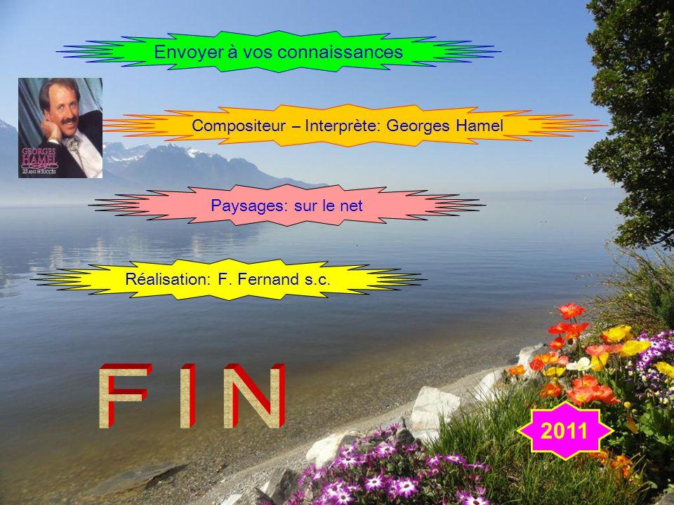 FIN 2011 Envoyer à vos connaissances