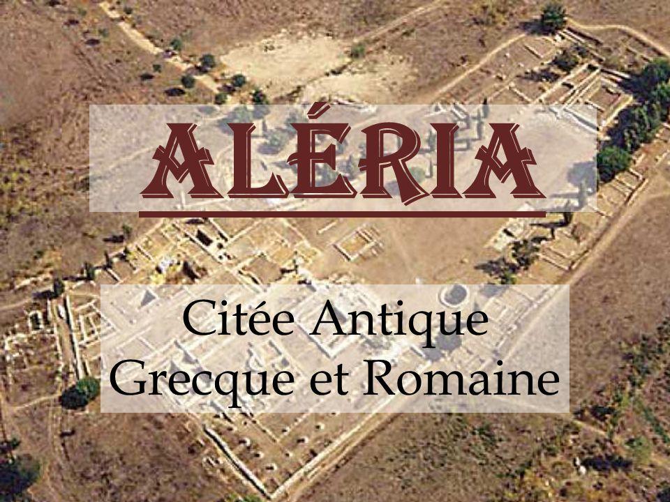 Citée Antique Grecque et Romaine