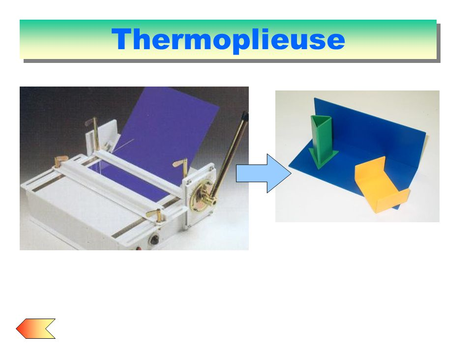 Thermoplieuse