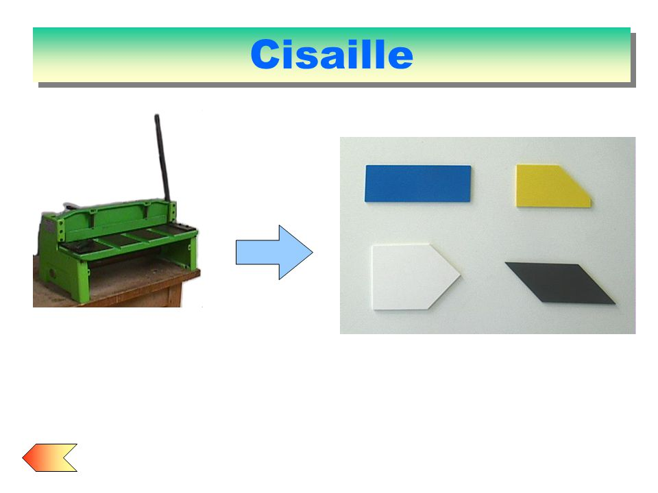 Cisaille