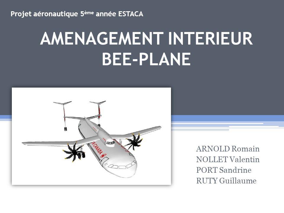 AMENAGEMENT INTERIEUR BEE-PLANE
