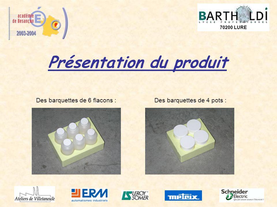 Présentation du produit