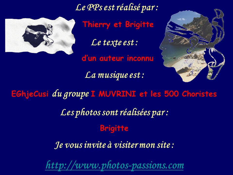 http://www.photos-passions.com Le PPs est réalisé par : Le texte est :