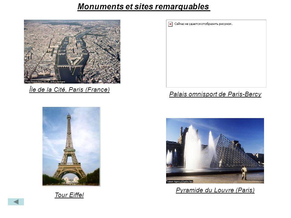 Monuments et sites remarquables